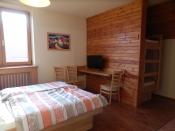 2-4 lůžkový pokoj