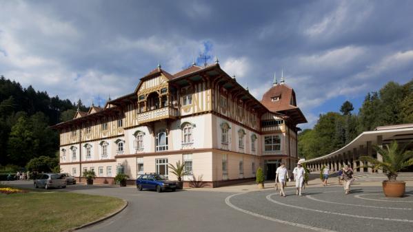 Lázeňský hotel Jurkovičův dům****