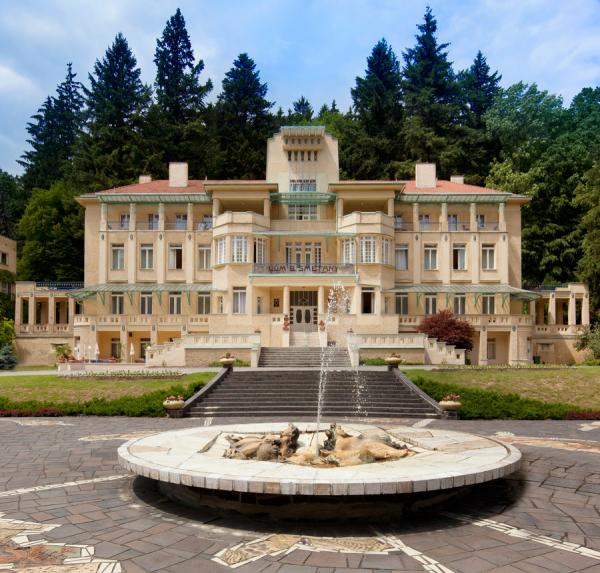 Dům Bedřicha Smetany ****
