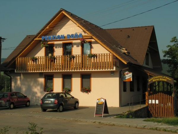 Penzion Boďa