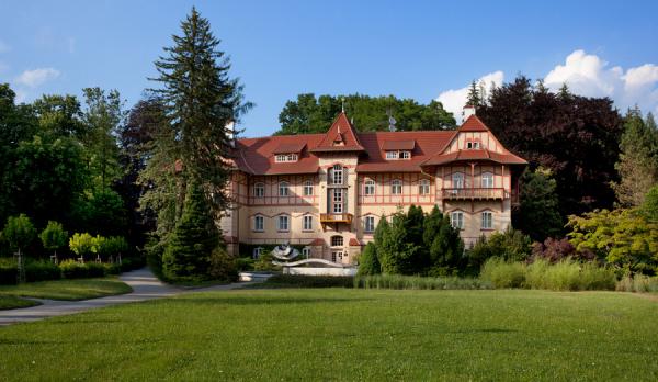 Hotel Garni Jestřabí