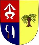 Hrubá Vrbka - znak obce
