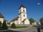 Horní Němčí - Kostel svatého Petra a Pavla (autor: palickap)