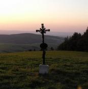 Šibenický vrch - kříž