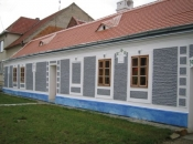 Kněždub - rodný dům Joži Uprky (autor: Manka)