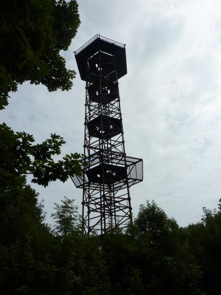 Jelenec - vojenská věž