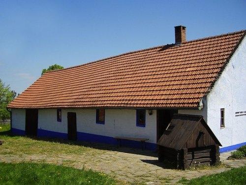 větrný mlýn v Kuželově - expozice horňáckého bydlení (autor: Honza Groh)