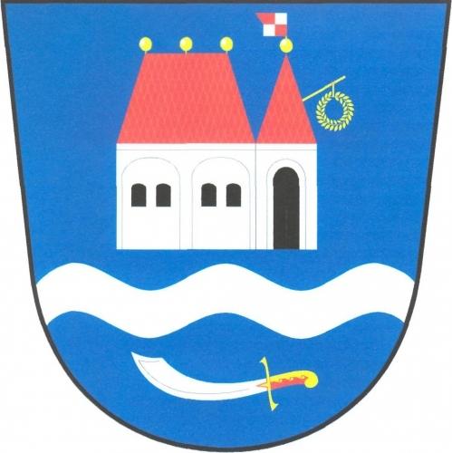 Velká nad Veličkou - znak obce