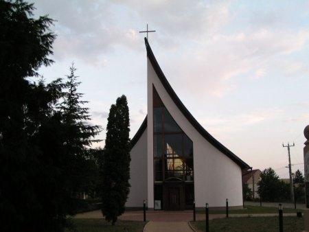 Petrov - kostel sv. Václava