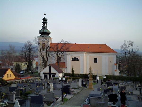 Bánov - kostel sv. Martina (autor: Palickap)