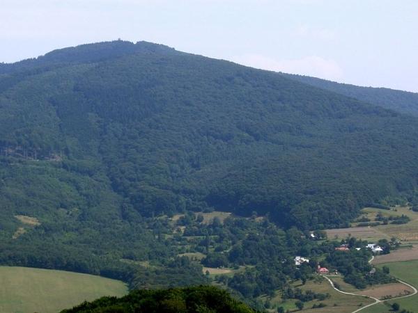 Velký Lopeník - jihozápadní pohled (autor: Paucabot)